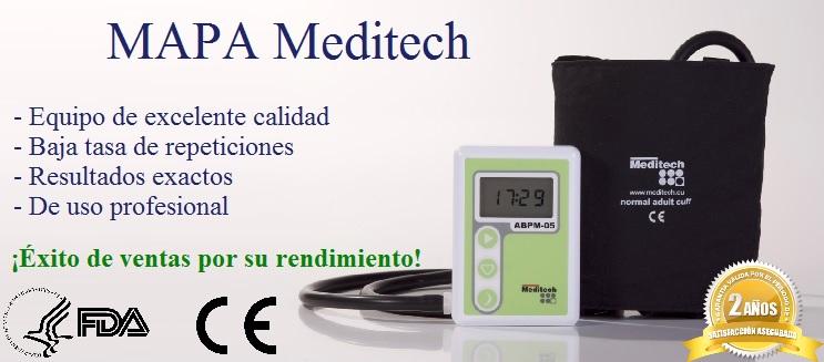 MAPA Meditech ABPM-05, Holter de presión arterial