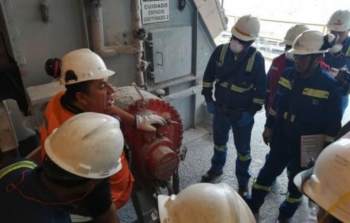 Curso de Capacitación en detección y análisis de fallas hidráulicas - Hagglunds Apron Feeder o Belt Feeder 32 horas