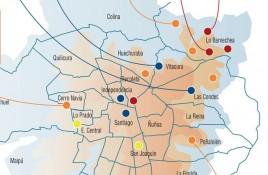 Lo Barnechea será la comuna de Santiago con más centros comerciales en 2017