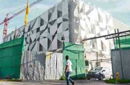 Centros comerciales: proyecto sobre mitigaciones