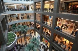 La inversión en malls creció 13% el año pasado