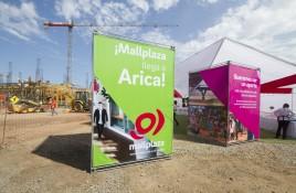Mallplaza inicia construcción de centro comercial en Arica que busca dinamizar el turismo y economía de la ciudad