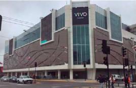 Mall vivo abre el jueves 28