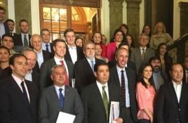Cámara Chilena de Centros Comerciales participa en primera mesa público-privada del Observatorio del Comercio Ilícito