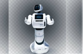 Robots se toman centros comerciales y supermercados