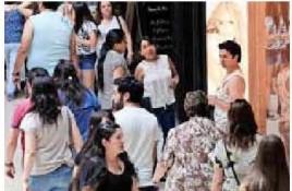 Retailers proyectan crecimiento en el consumo para 2018 por repunte de la economía nacional
