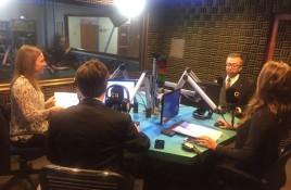 """Katia Trusich Participa en Programa """"Buenas Tardes Mercado"""" de Radio El Conquistador."""