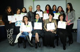 Culmina exitosa Certificación de Competencias Laborales de trabajadores del retail