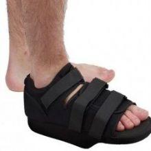 Zapato Descarga de Antepie Abierto