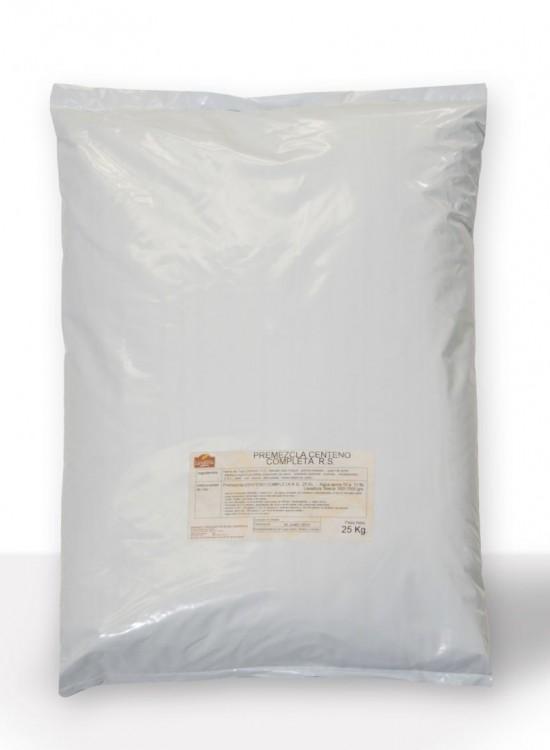 Pre - Mezcla Centeno Integral 100% Reducido Sodio