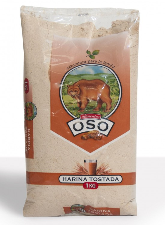 Harina Tostada Oso