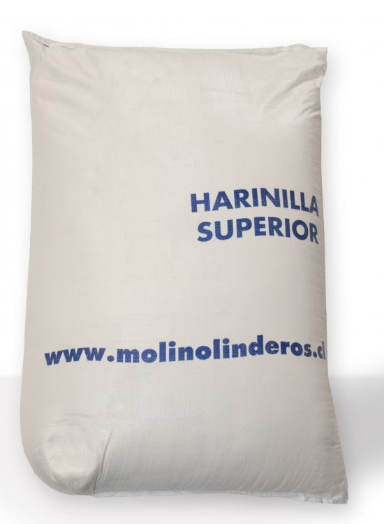 Harina de Segunda y Harinilla Superior