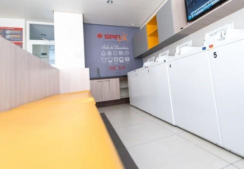 Servicio de equipamiento y administración de lavandería