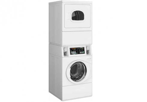 Lavadora+Secadora apilada eléctrica o gas